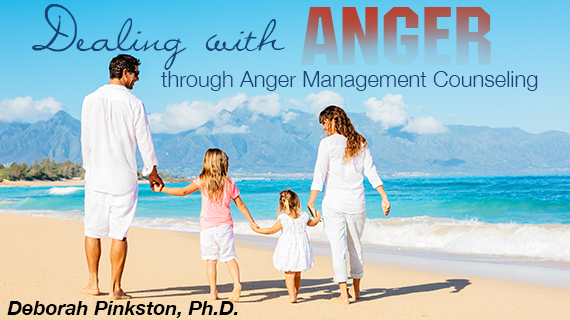Dealing with Anger Through Anger Management Counseling