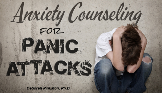 Anxiety Counseling for Panic Attacks