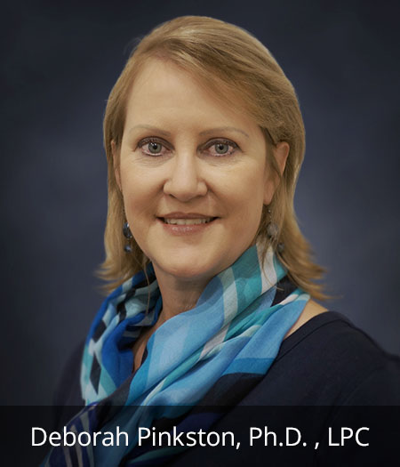 Deborah (Debbie) Pinkston, Ph.D., LPC