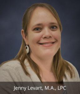 Jenny Levart, M.A., LPC