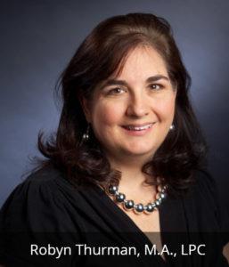 Robyn Thurman, M.A., LPC